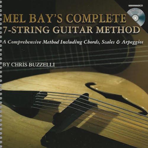 Mel Bay's Complete 7-String Guitar Method
