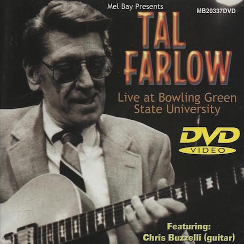 Tal Farlow Live at Bowling Green State University DVD